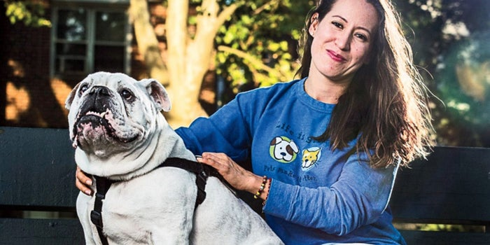 An Animal Lover Finds the Perfect Franchise -- and Financial Security