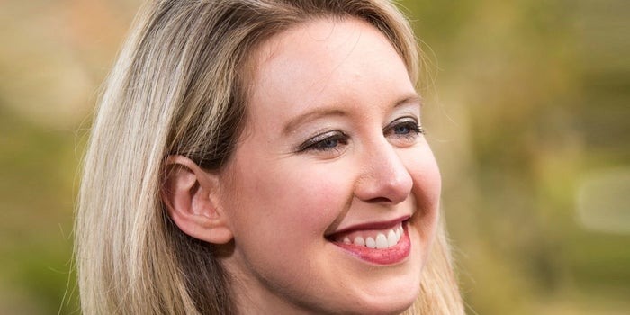 Theranos CEO Holmes Barred From Operating Lab for 2 Years