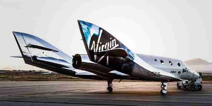 Virgin Galactic Poised to Start Its New Spaceship's Test Flights