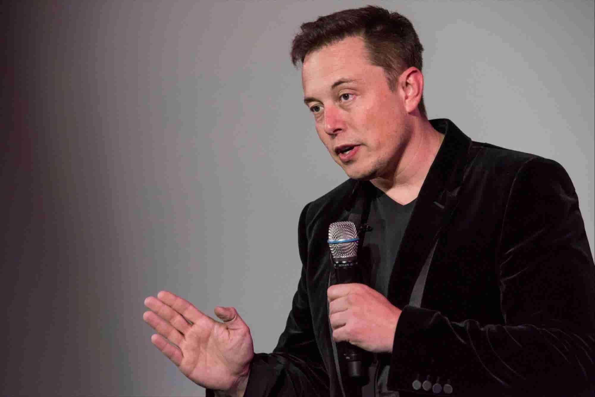 Elon Musk Is Working on a 'Top Secret Tesla Masterplan' -- Start Up Yo...