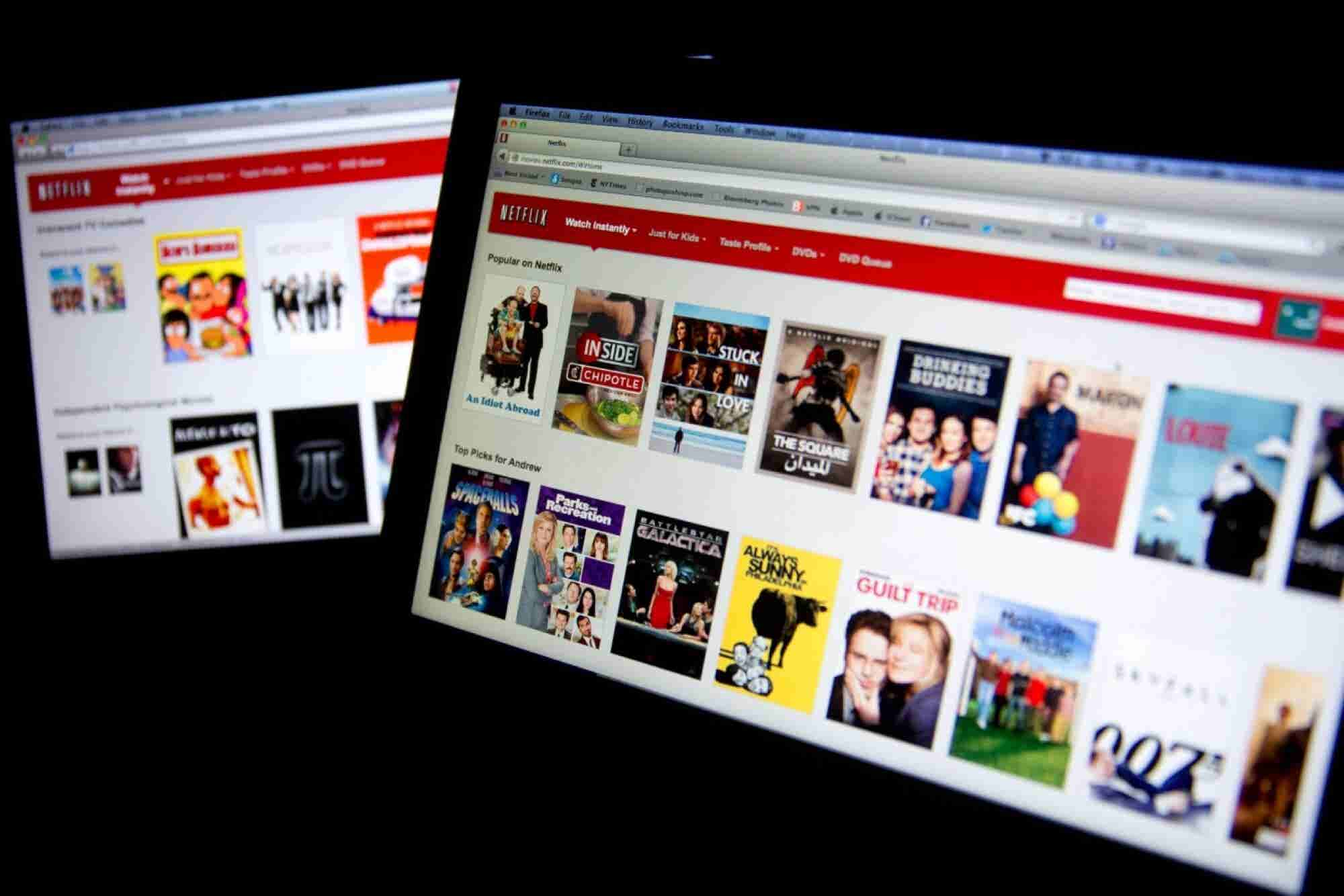 A Court Ruling Could Make Netflix Password Sharing Illegal -- Start Up...