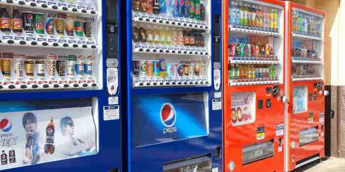 5 formas de ganar dinero con vending machines