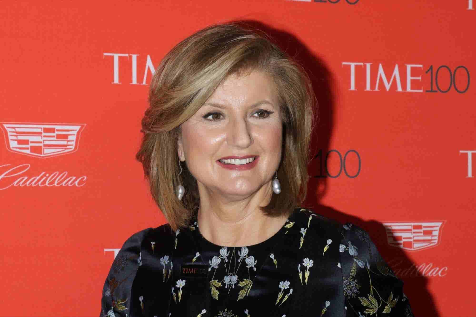 10 Quotes from the Fearless Arianna Huffington