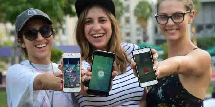 Mobile Users Are Spending More Time Playing Pokémon Go Than on Facebook -- Start Up Your Day Roundup