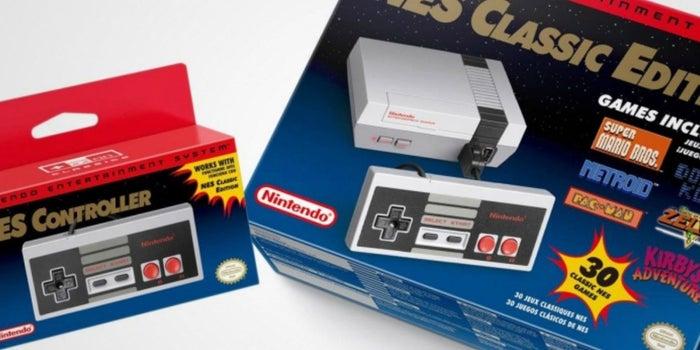 Nintendo vuelve a lo vintage: relanzará consola NES de los años 80