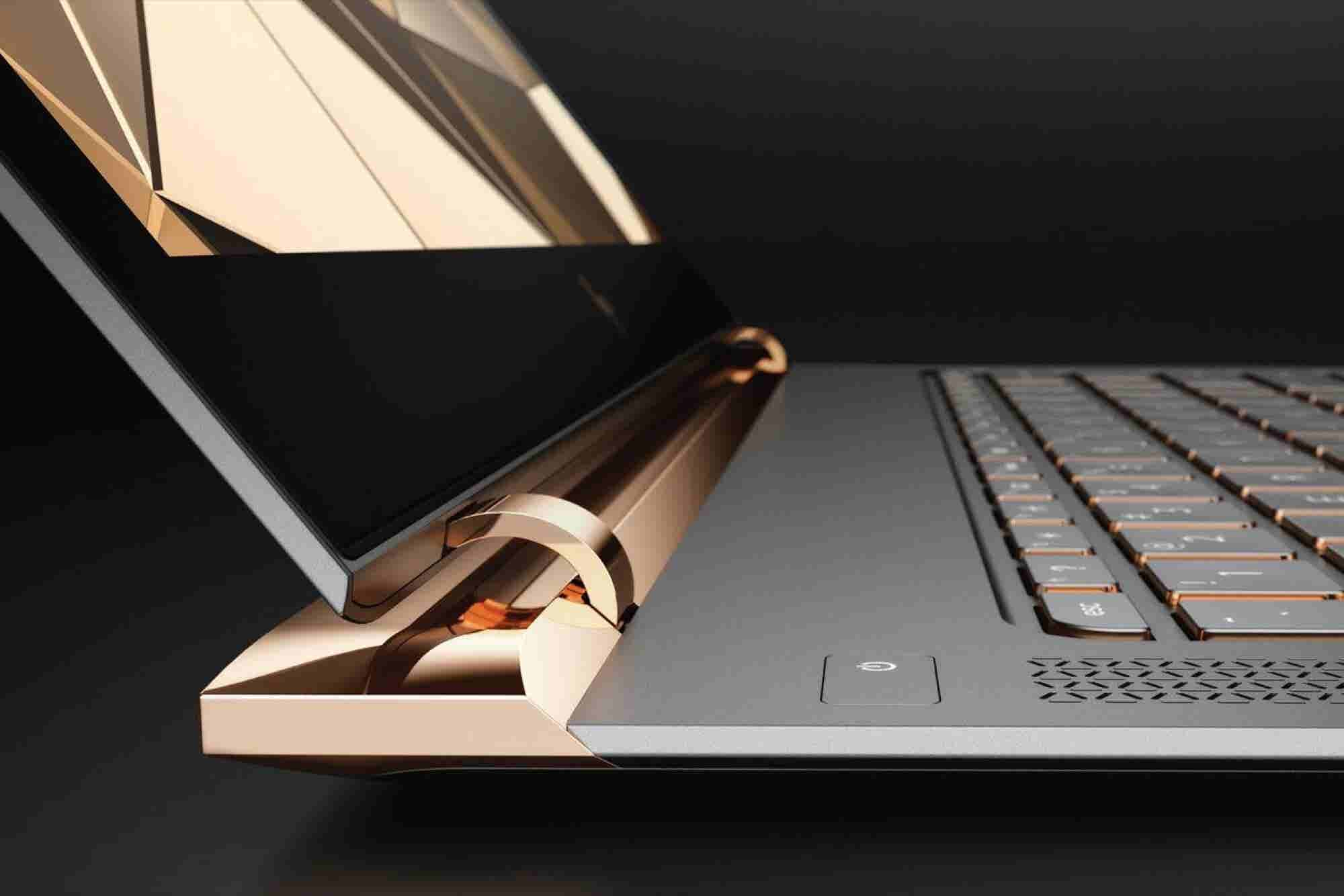 A Stylish Debut For World's Thinnest Laptop!