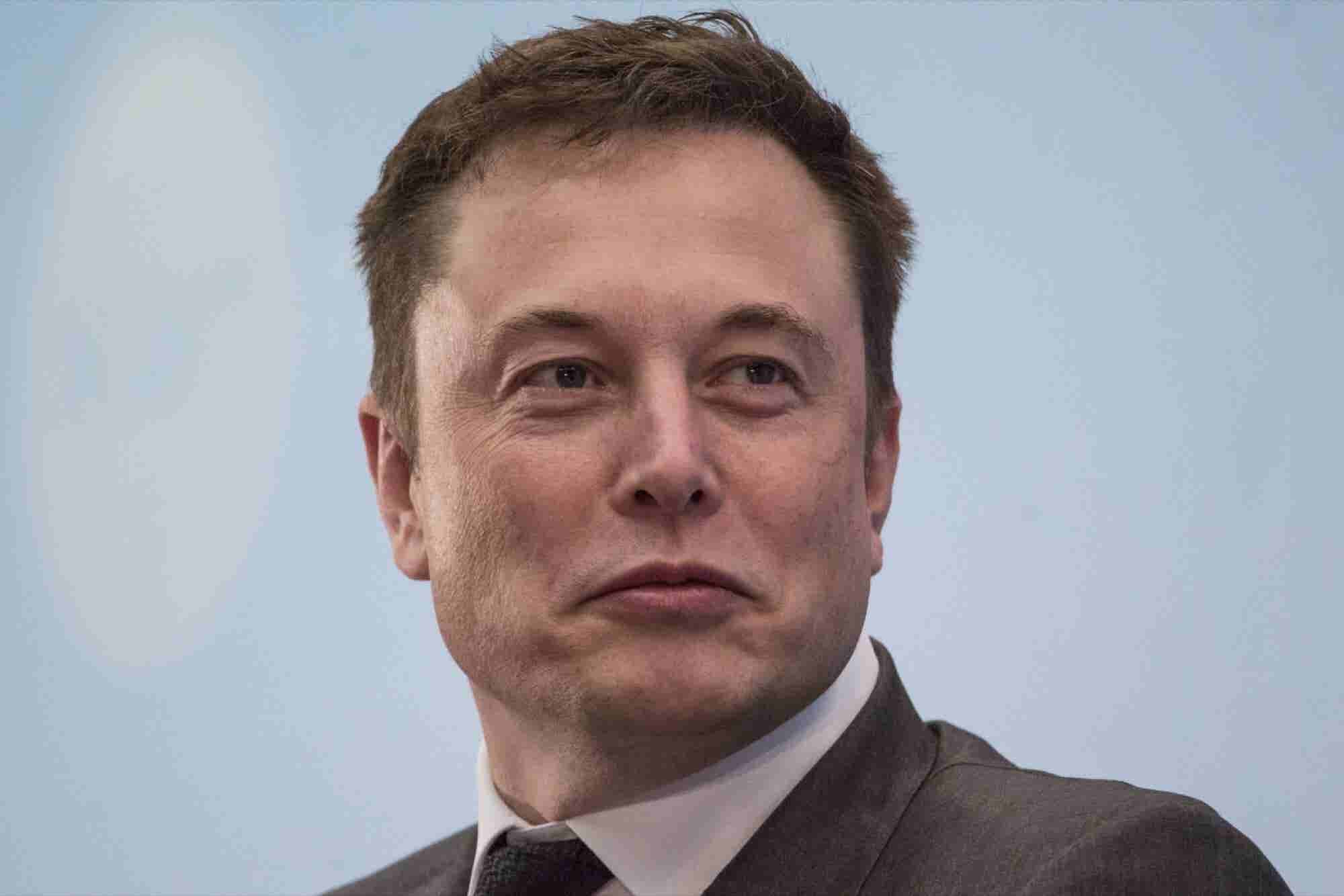 Elon Musk Says Crack Helps Him Survive on No Sleep