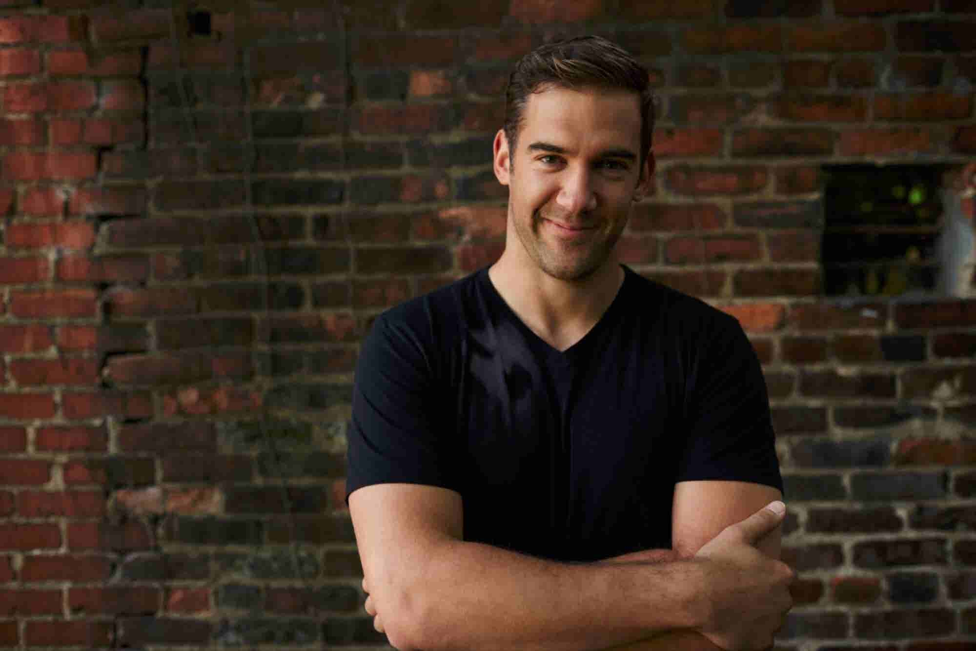 Lewis Howes' 7 Tips for Achieving Your Dreams