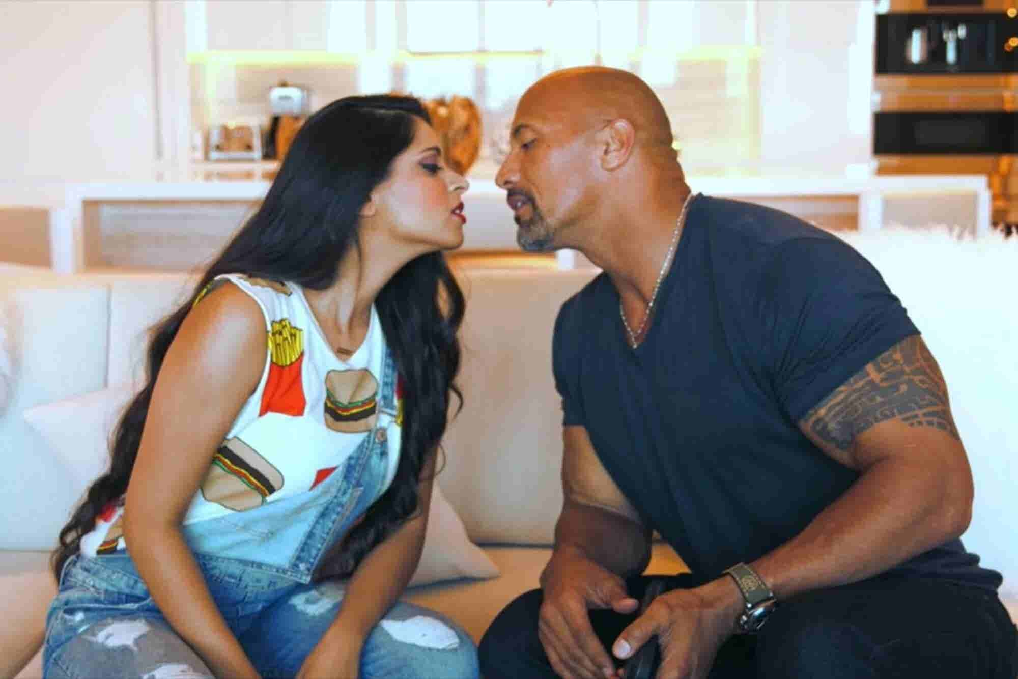 People's 'Sexiest Man Alive' Dwayne 'The Rock' Johnson on How to Be a YouTube Star