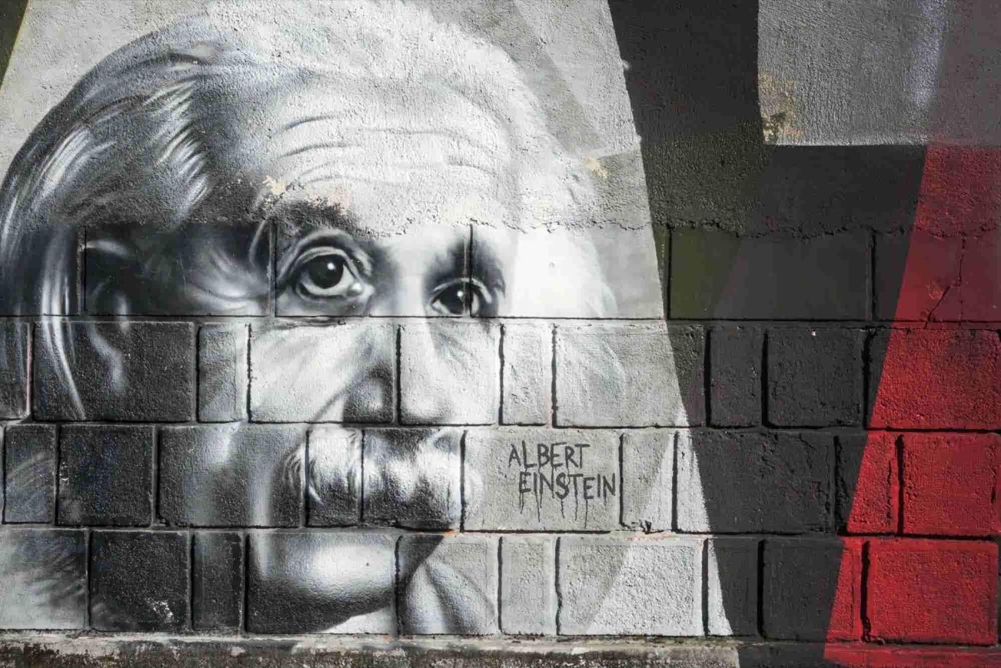 En qué se parecen Einstein y un emprendedor