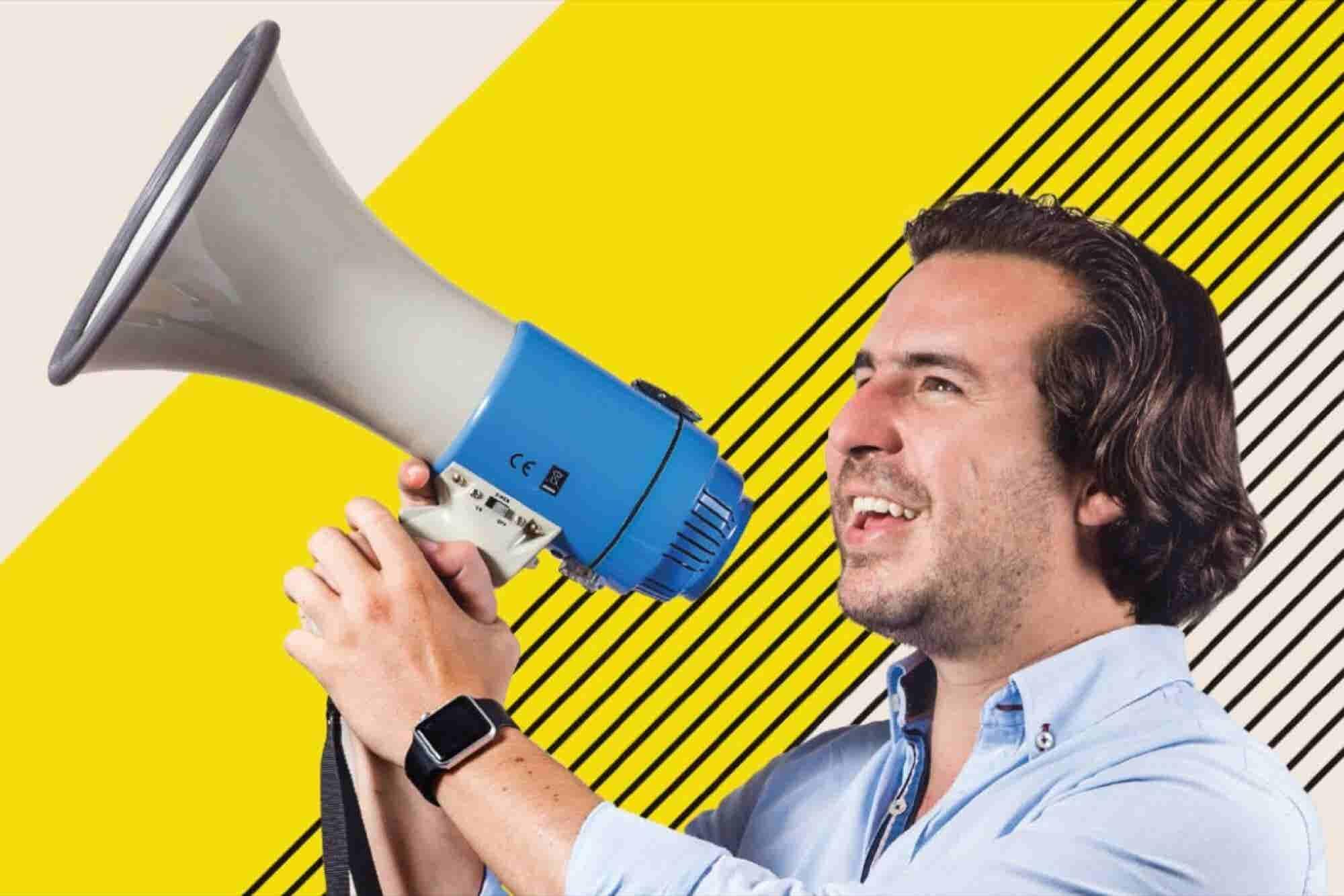 Alejandro Cantú y los emprendedores que quieren seguir soñando