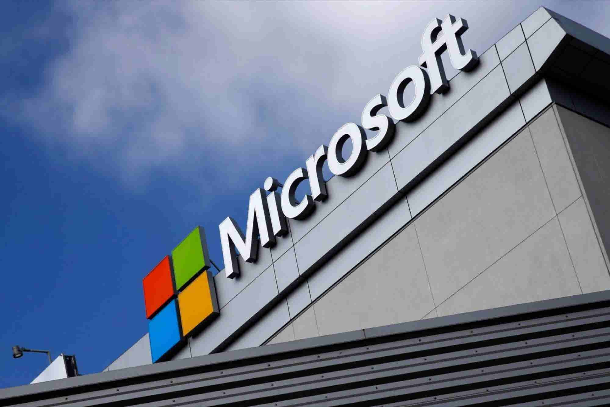 What's Boosting Microsoft's Revenue This Quarter Might Surprise You