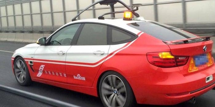 China Bans Autonomous Car Testing (for Now)