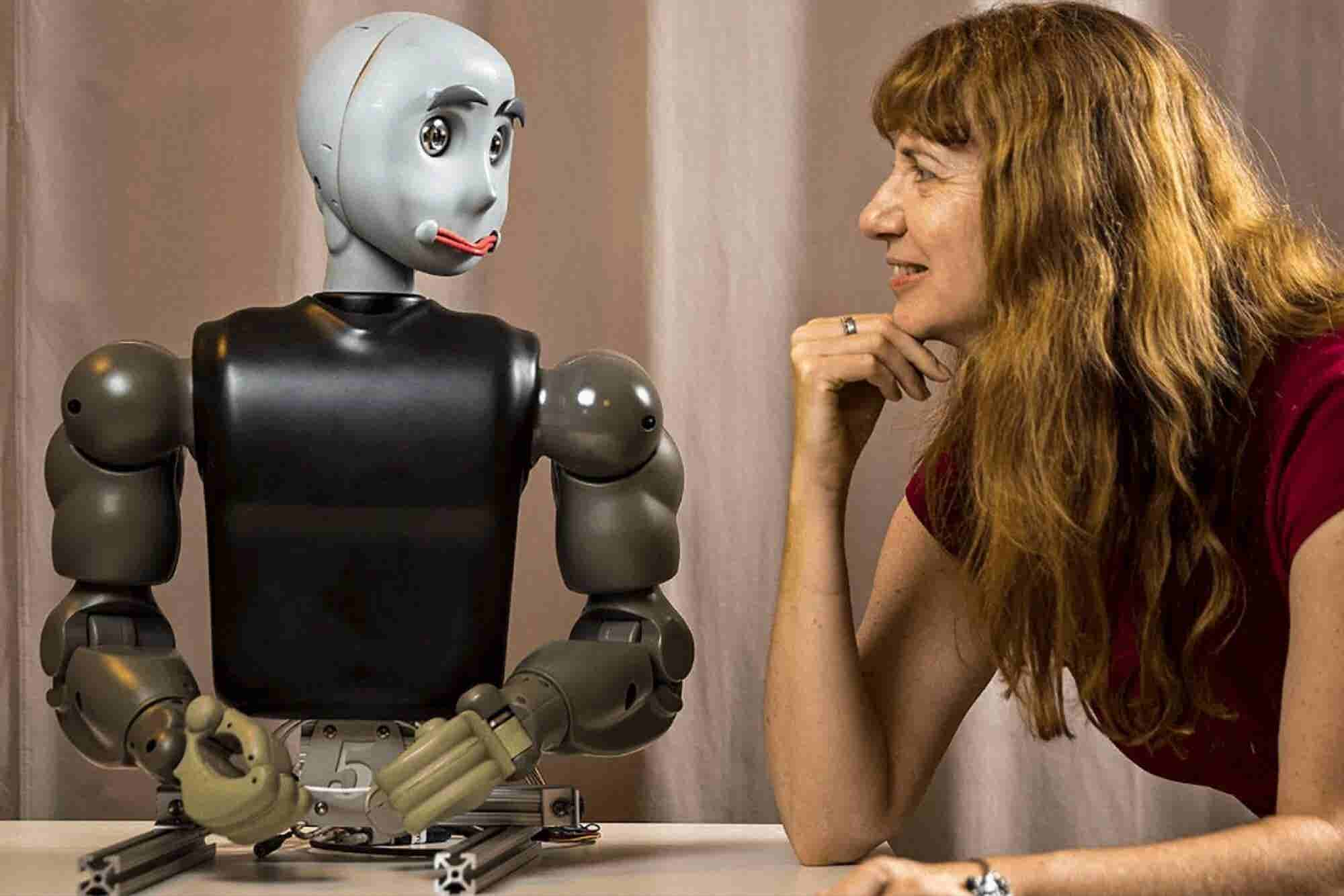 How Robot Therapists Can Fill a Gap in Health Care
