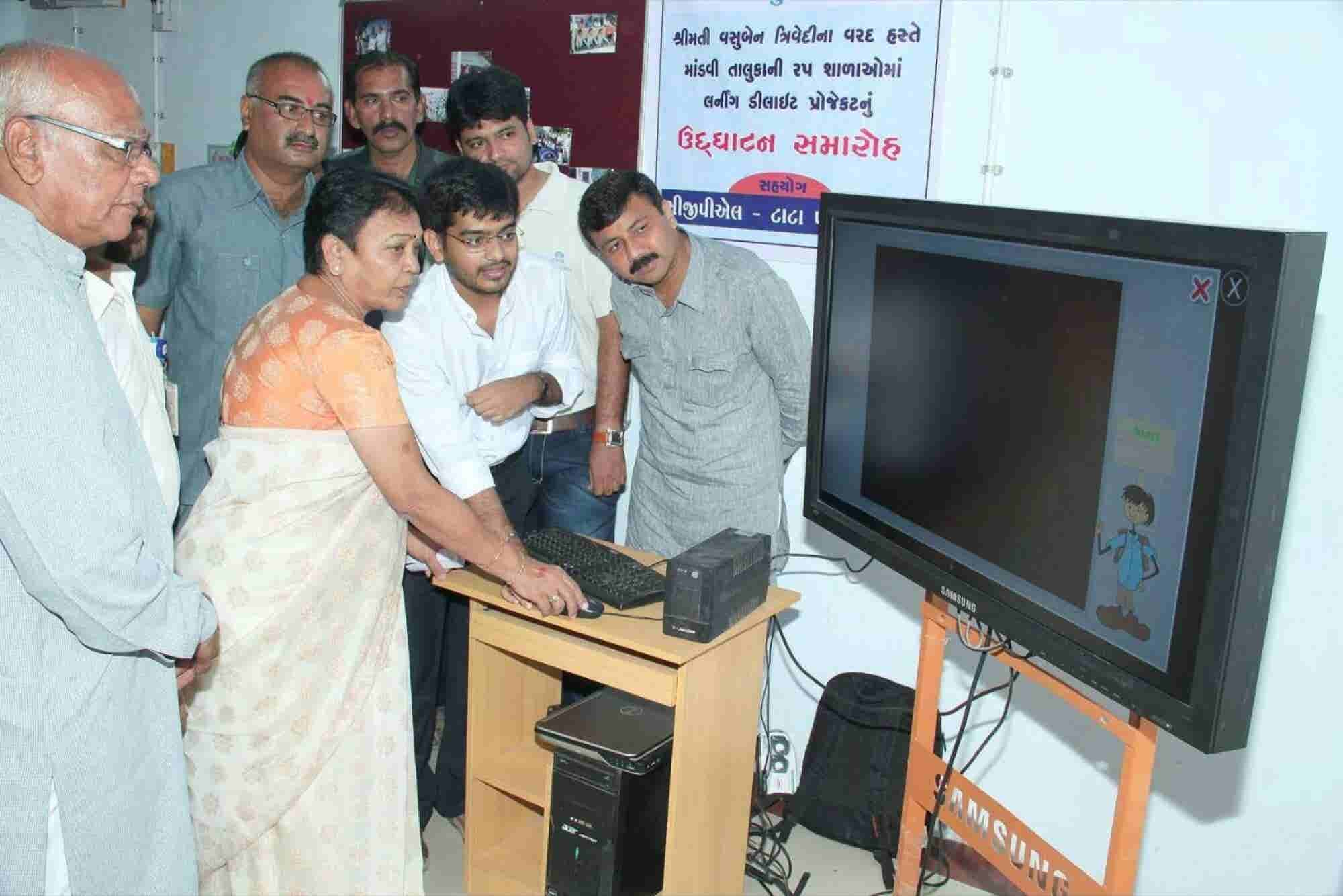 How This Startup Is Infusing Technology with Education in Rural School...
