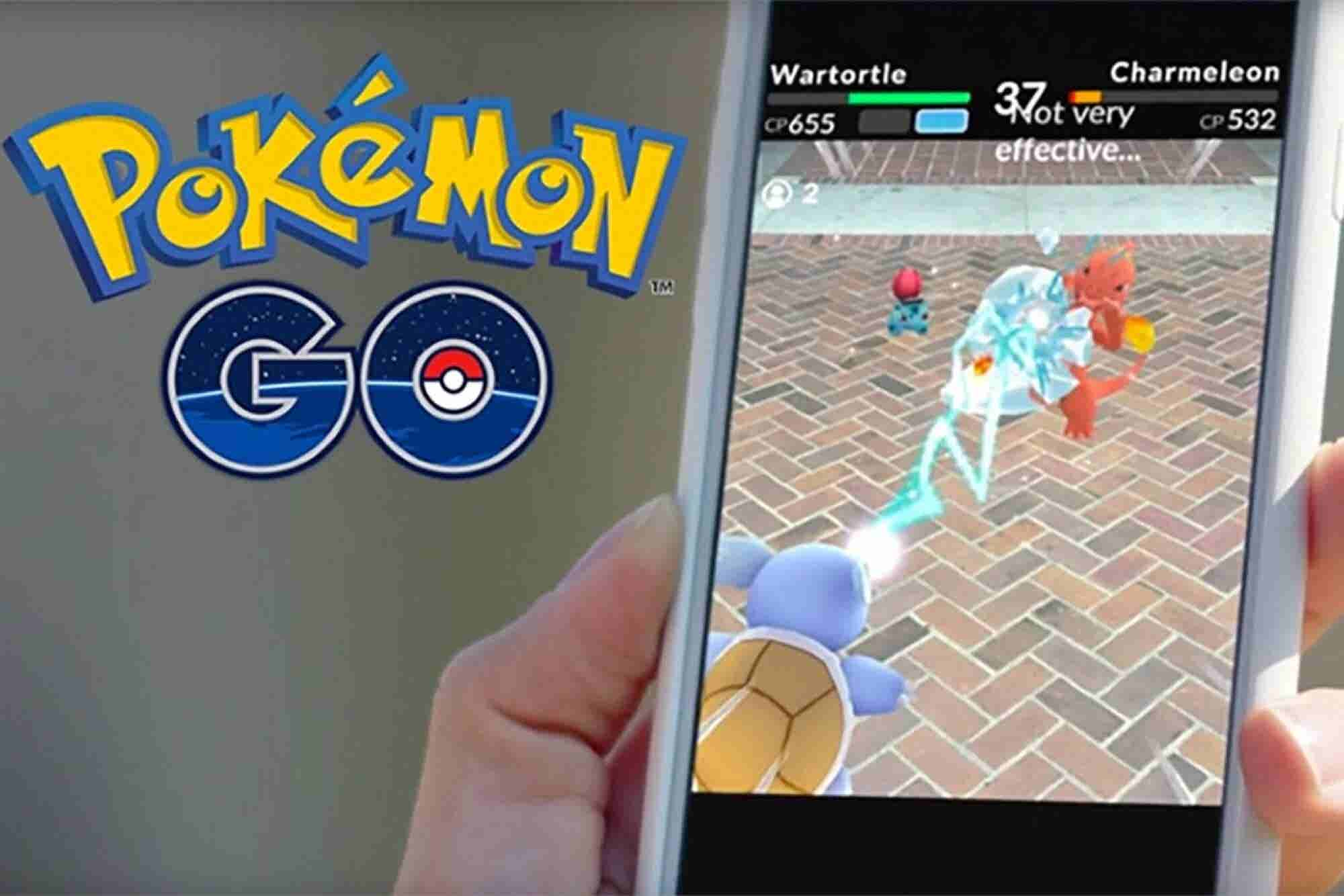 Congress: Is Pokémon Go Catching All Your Mobile Data?