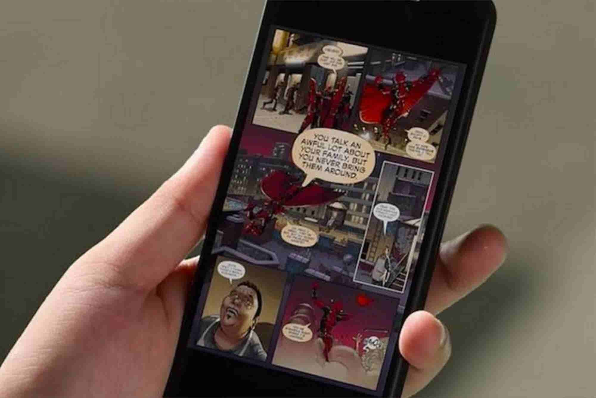 Like Comics? You'll Love This New Android Feature Announced at Comic-Con