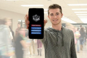 This 19-Year-Old Aims to Stop Bullying With an Anonymous Smartphone App