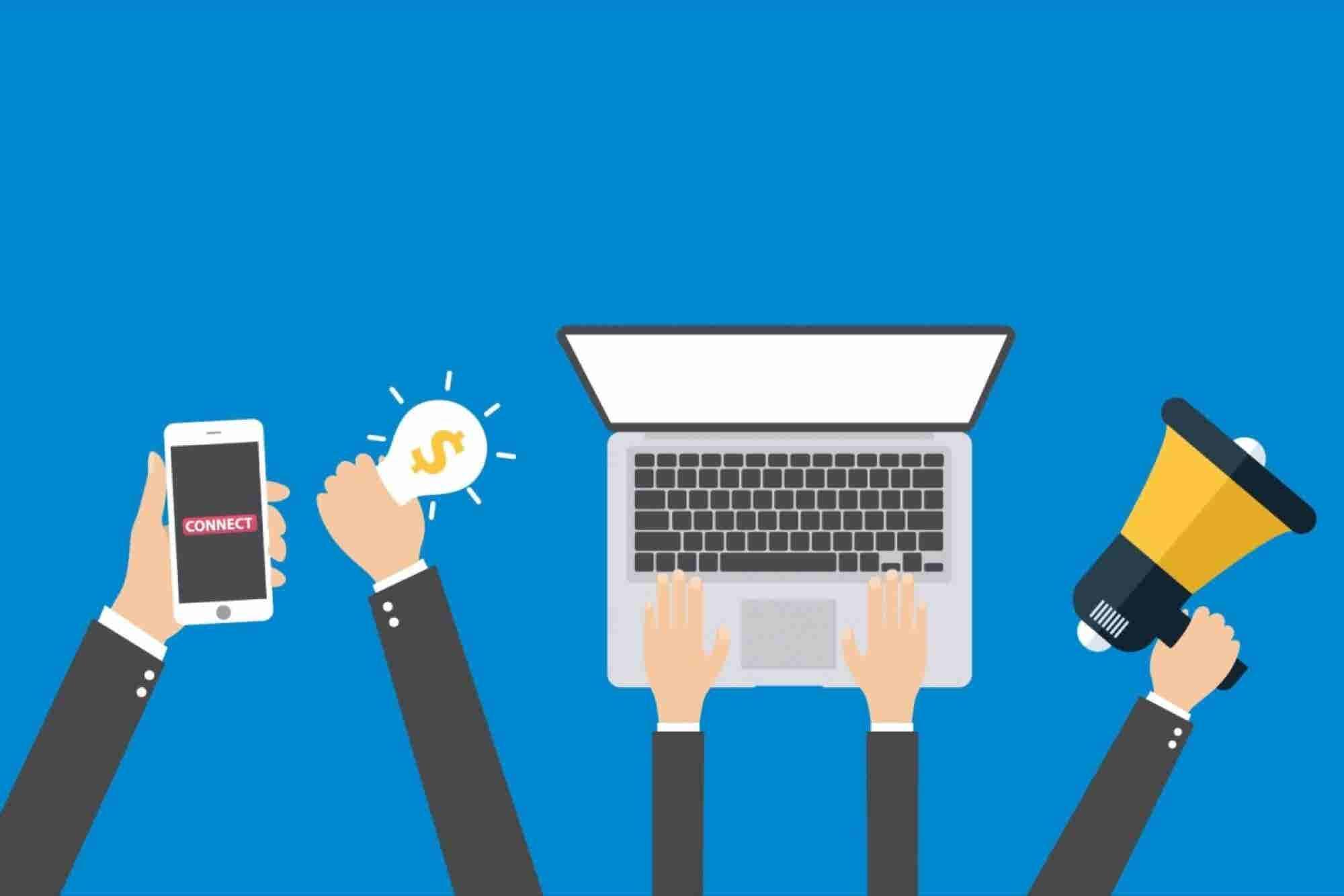 Emerging & Trending Tactics in Digital Marketing 2017