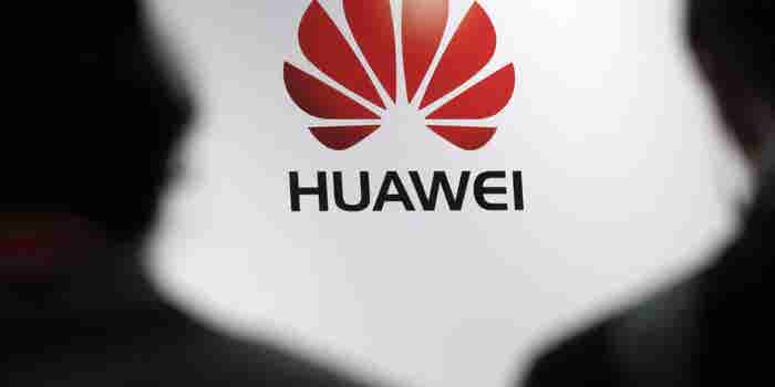 Huawei's Global Smartphone Shipments Jump in First Half