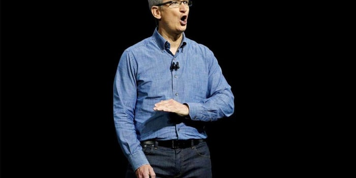 Apple CEO Cook Raves About Pokémon Go, Says Company 'High' on Augmented Reality