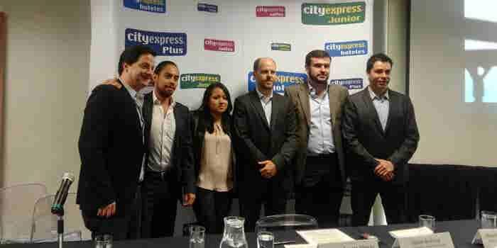 Potencia Hoteles City Express a emprendedores