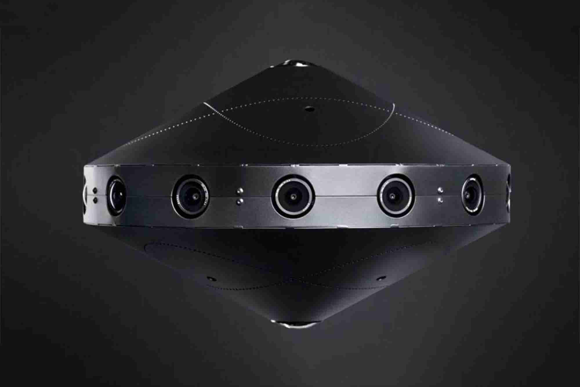 Facebook Gives Away 360-Degree Camera Design