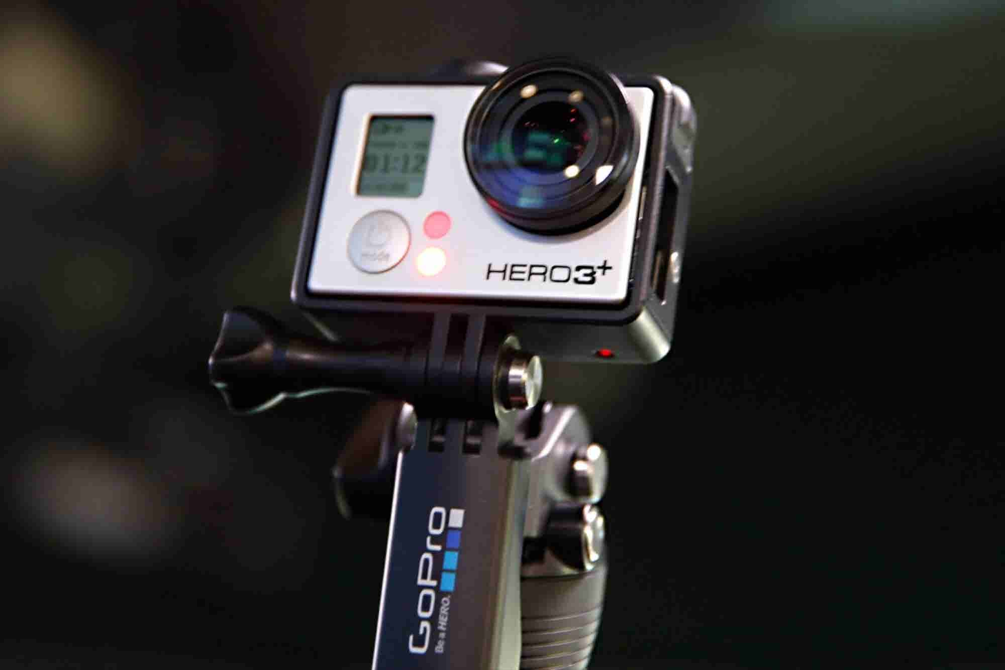 GoPro Revenue Plunges, But Beats Estimates