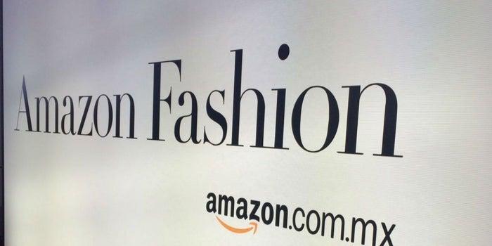 Amazon México apuesta por la moda; lanza categoría Fashion