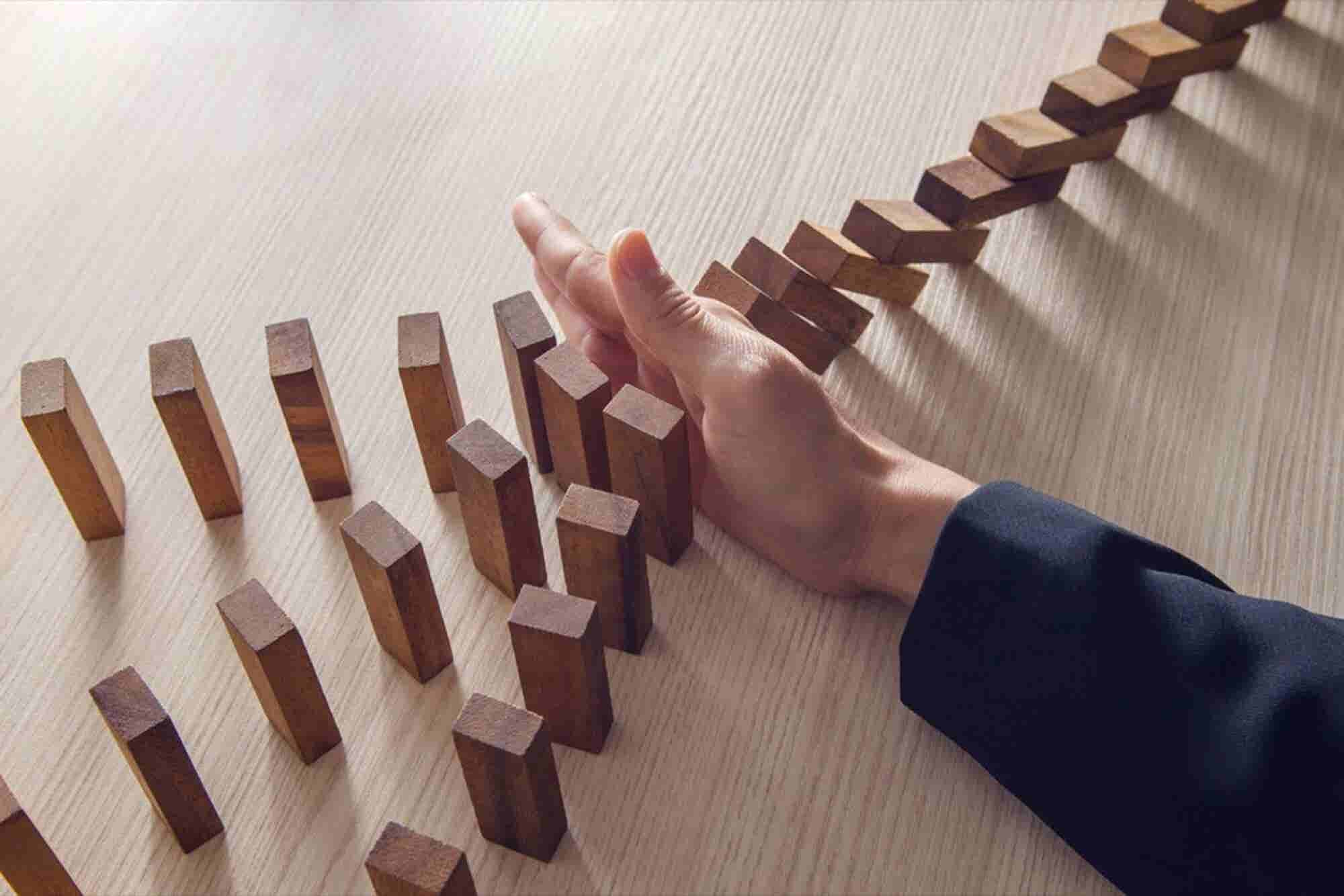 Persistence Could Save your Business from Risks
