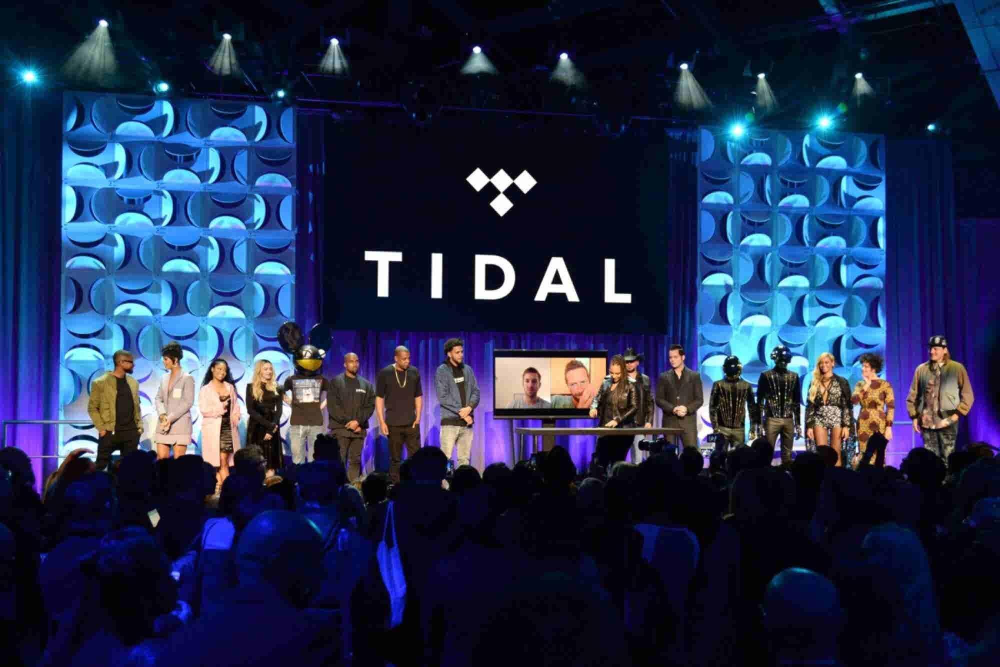 Kanye West to Apple: Buy Tidal Already
