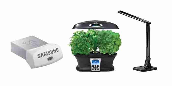 Entrepreneur Daily Deals: Samsung 'Fit' Flash Drive, LED Desk Light, and More