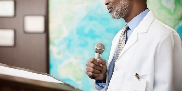 The 5 Steps to Marketing Yourself as a Speaker