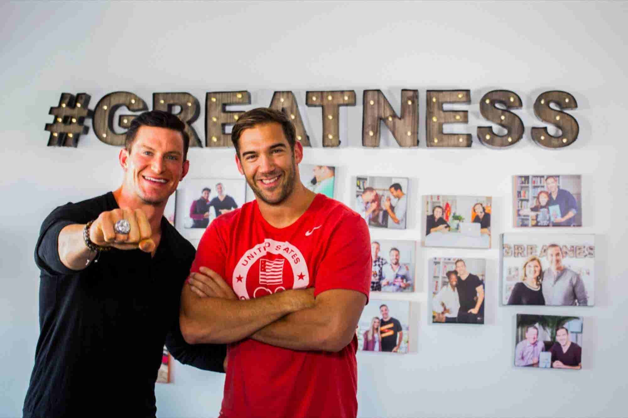The Power of Positive Self-Talk and Visualization with Super Bowl Champ Steve Weatherford