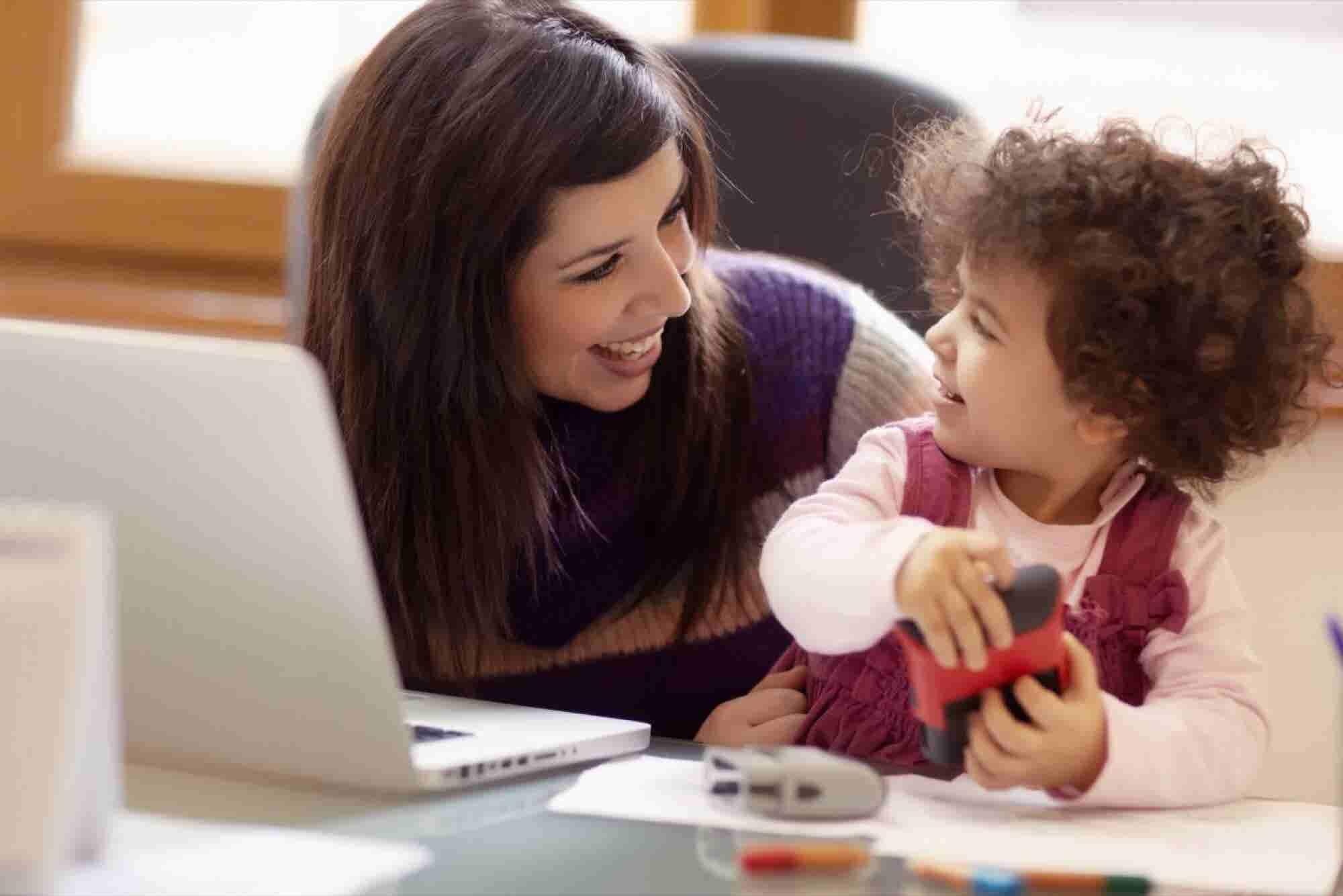 Cuida de tu familia y aprovecha las ventajas del Home Office