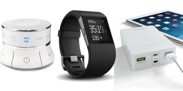 Entrepreneur Daily Deals: Fitbit 'Surge', Backup USB Charger for 75 Percent Off, and More