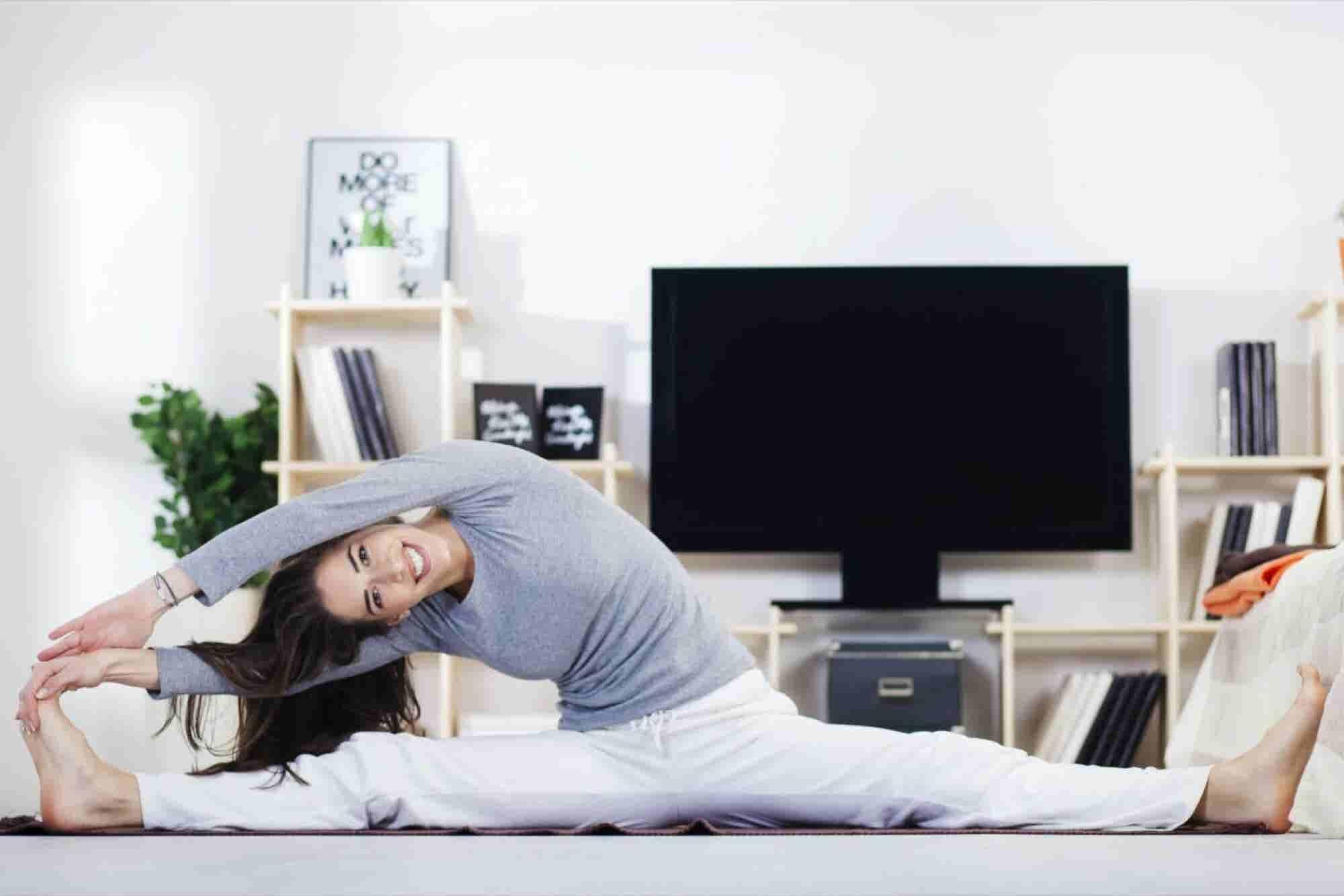 Beneficios del yoga para emprendedores