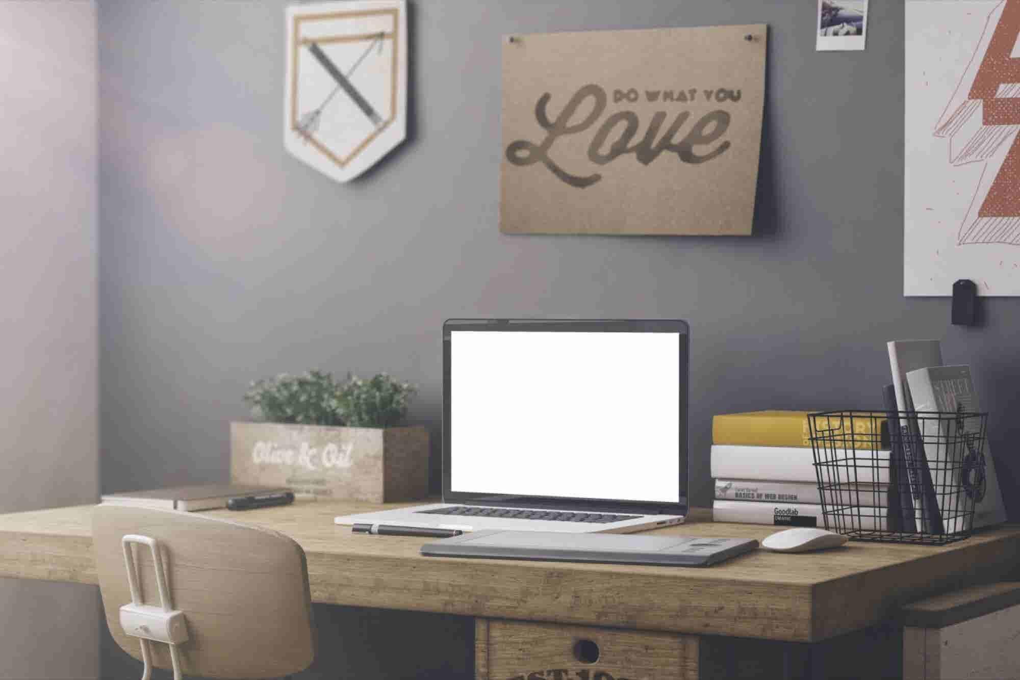 6 prácticas básicas para trabajar desde casa