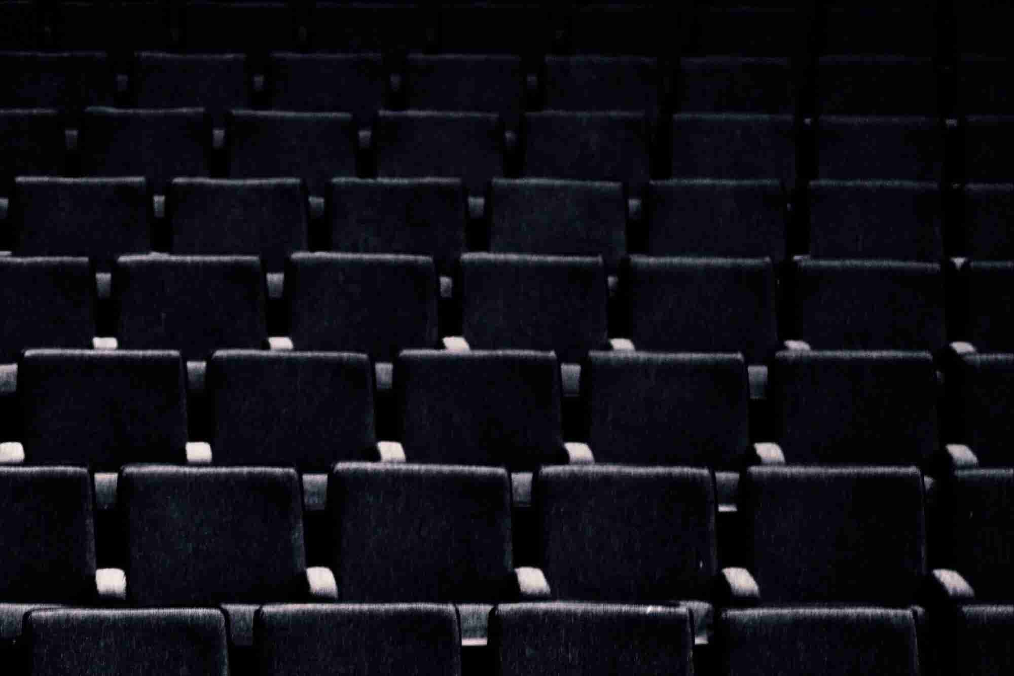 3 Entrepreneurial Lessons Learned From Speaking in the Dark