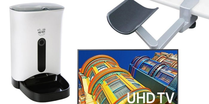 """Get a $250 Gift Card With Purchase of 55"""" Samsung 4K Ultra HDTV, and More Daily Deals"""