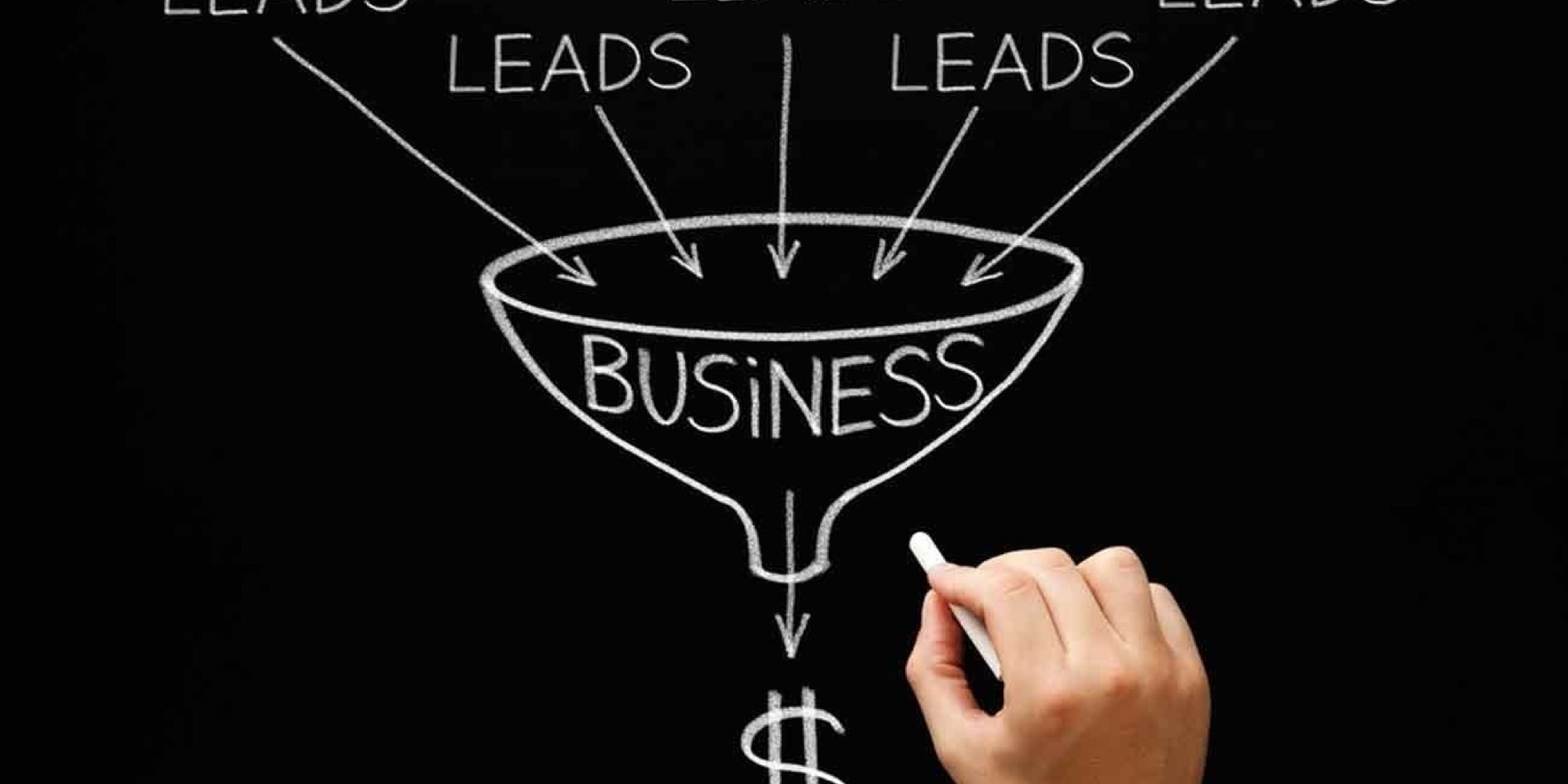Focus on sales and marketing manically