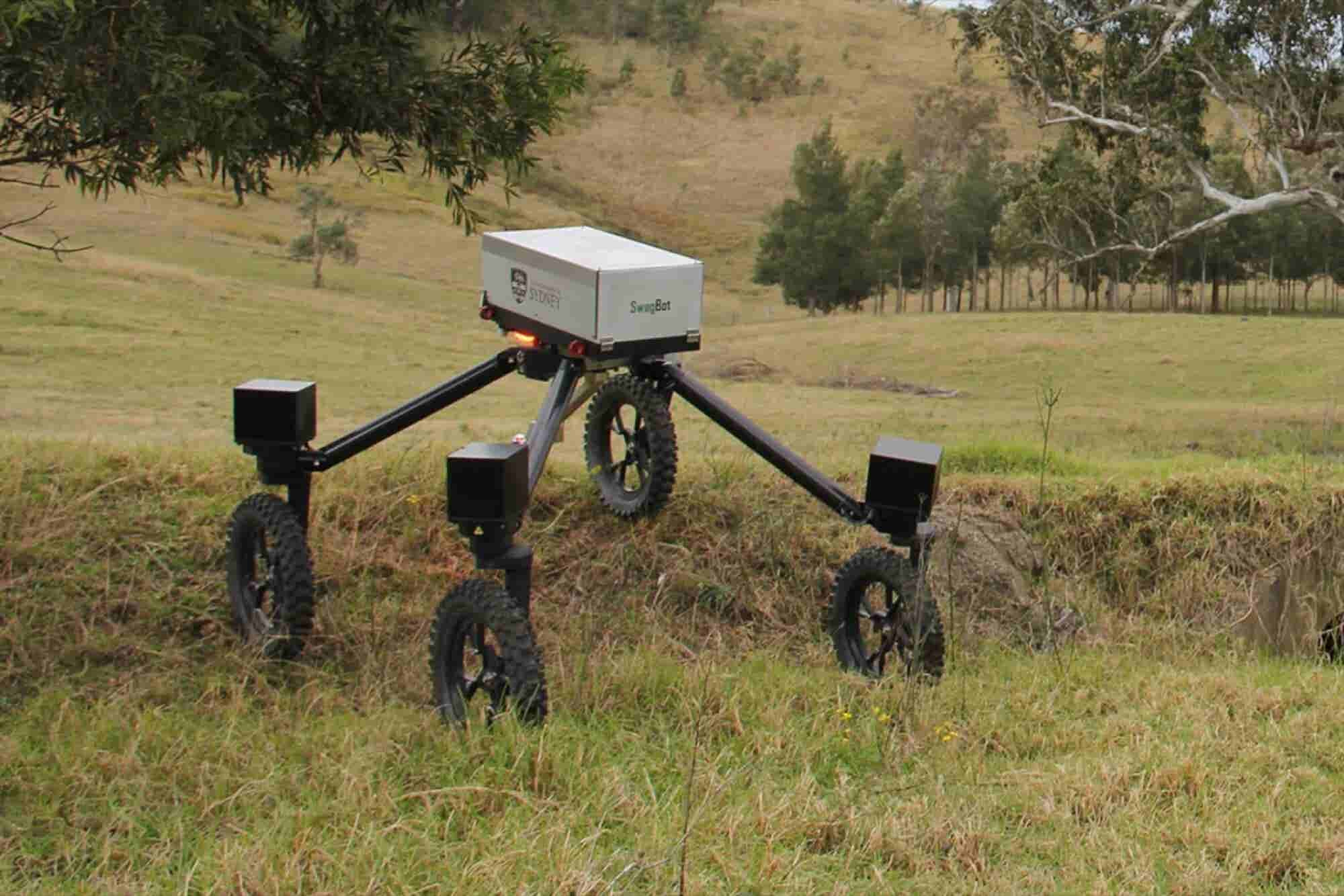 No Bull! This Robot Could Put Cowboys Out of Work.