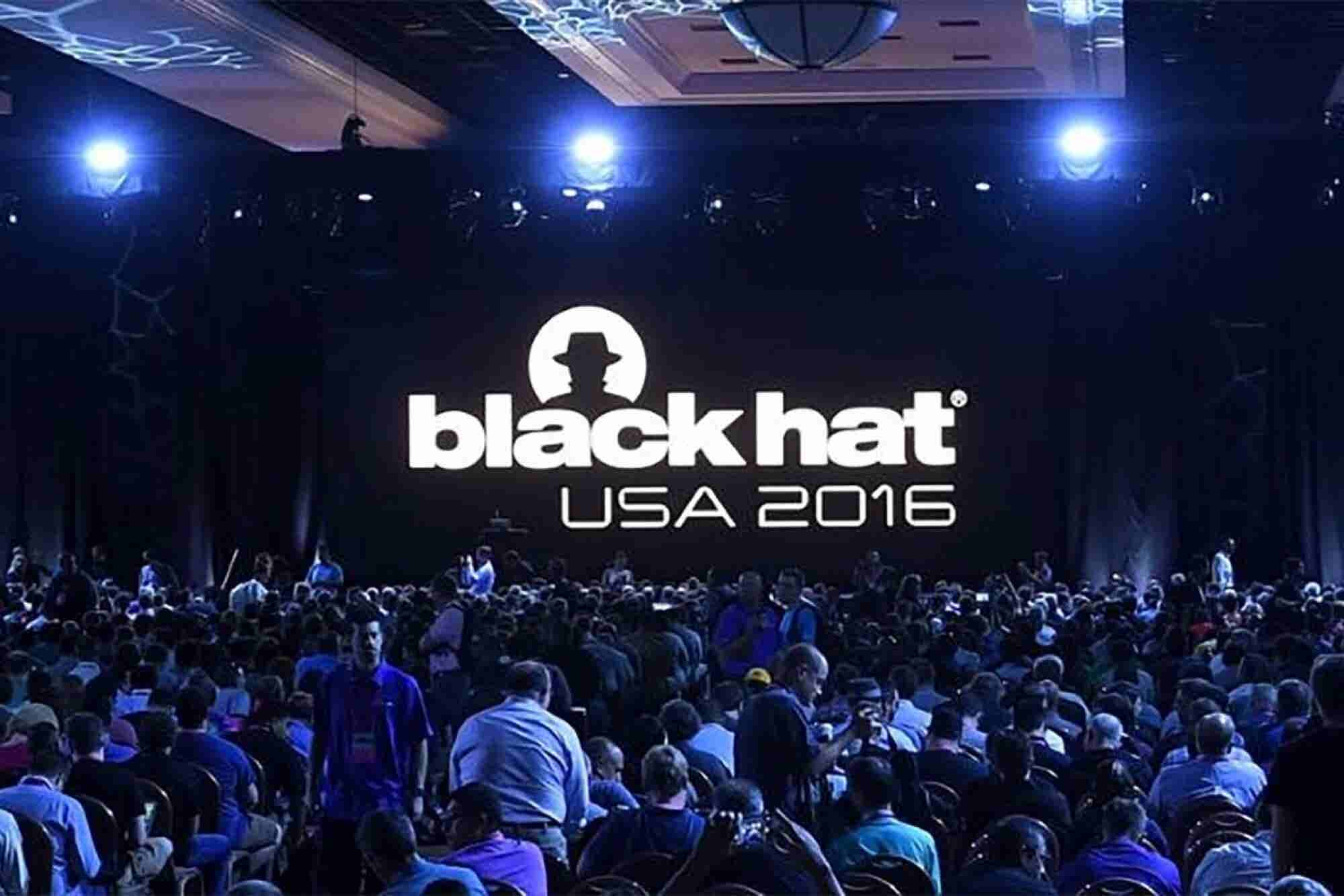 The Good and the Terrifying Things at Black Hat 2016