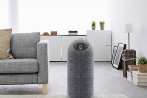 Big-I Is a Smart Home Robot That Will Stalk Your Family