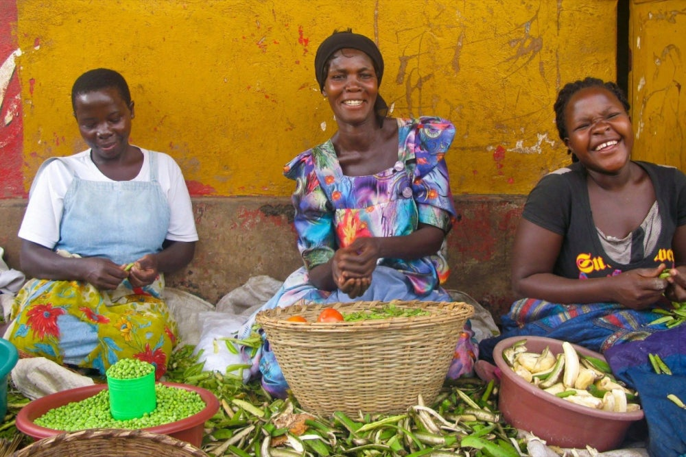 Street Business School, in Uganda: Entrepreneurship Is the Path out of Poverty