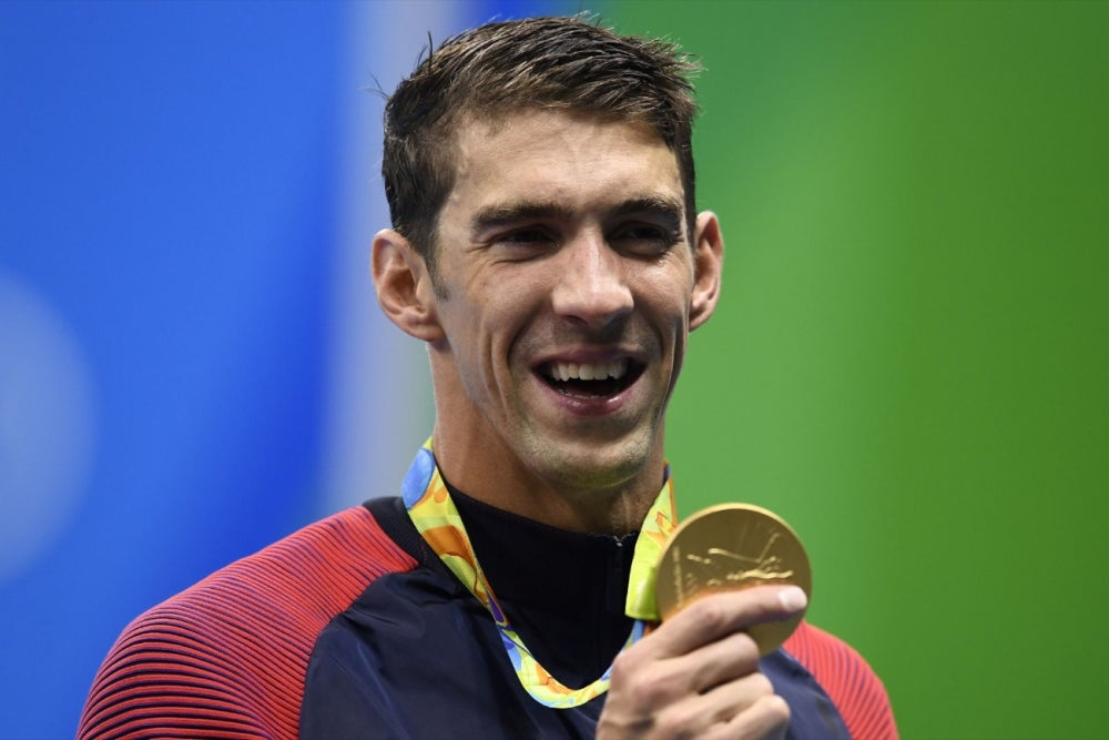 6 Success Secrets From 23-Time Gold Medalist Michael Phelps