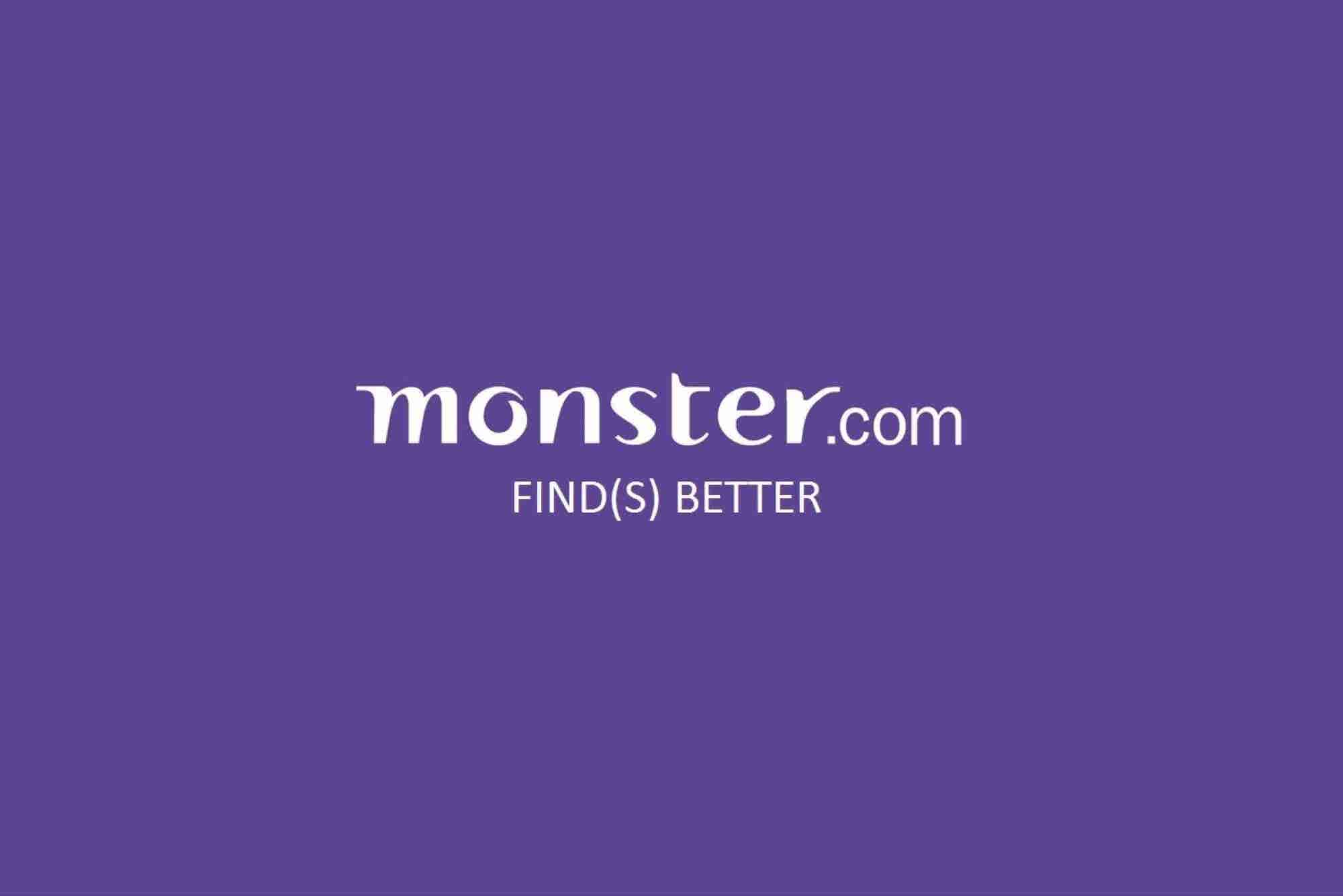 Monster 'Find(s) A More Meaningful Existence' In Randstad