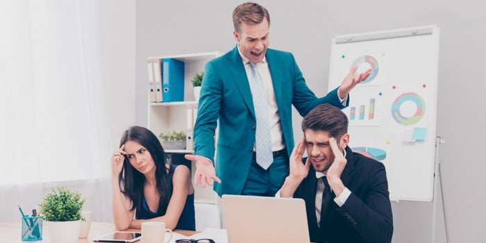 What Sets Apart A Good Manager From A Bad One?