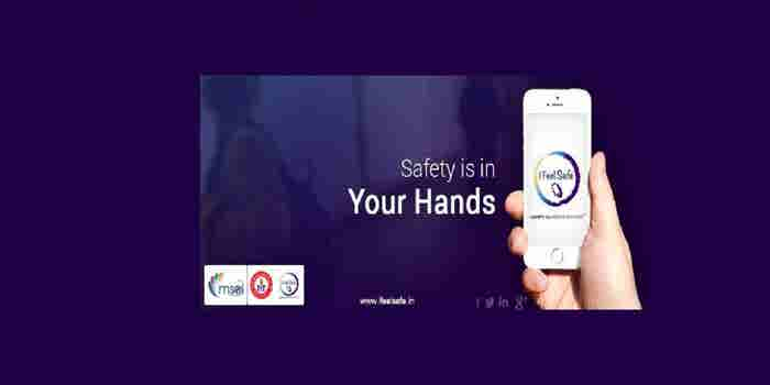 Finally a Women's Safety App That Works Without Internet Even When the Phone Is Locked