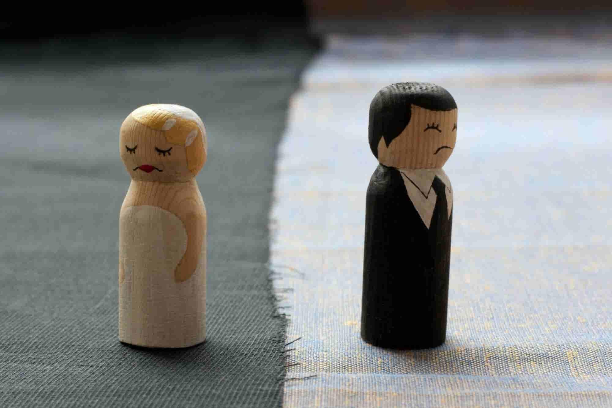 4 señales de que una relación está fallando